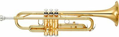 New YAMAHA Trumpet YTR2330 Bb with Hard Case and mouthpiece From Japan New