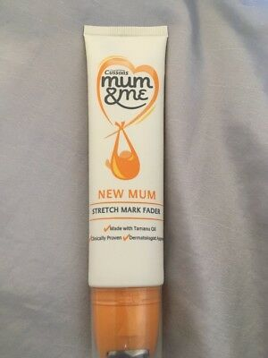 Cussons Mum & Me Stretch Mark Fader