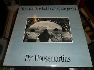 The Housemartins.now That's What I Call Quite Good.double Vinyl Album