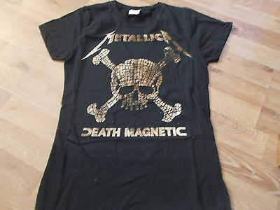 Metallica T-Shirt Death Magnetic Size L Skinny Fit
