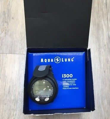 Aqualung i300 Dive Computer - Never Used - Brand New