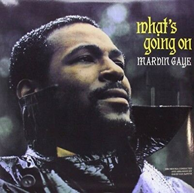 """Marvin Gaye-What's Going On Vinyl / 12"""" 180g near mint condition 2008"""