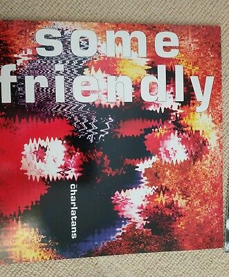 The Charlatans UK - Some Friendly (1990)