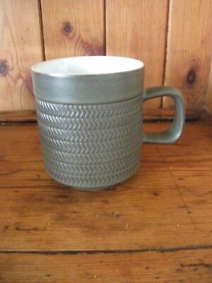 Large Denby Chevron Mug