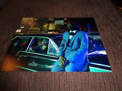SNOOP DOG signed photo [obtained in person]