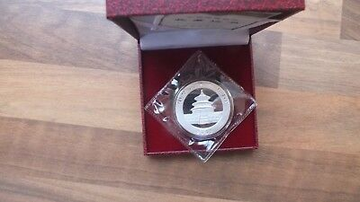 2002 China One Troy Oz .999 Silver 10 Yuan  Sealed Coin