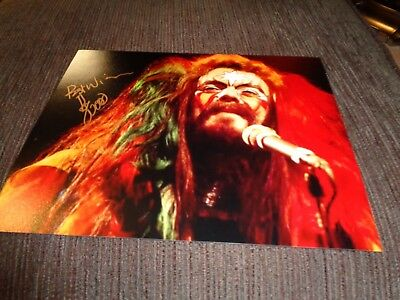 ROY WOOD signed photo [obtained in person]