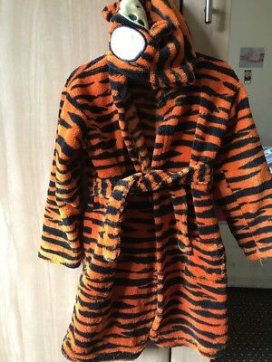 Baby Boys Tigger Dressing Gown 18-24 Months