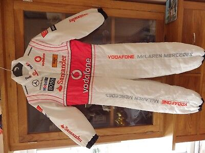 childs racing overalls