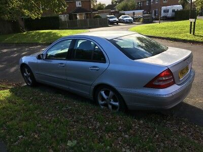 Mercedes C Class - For spares or repair