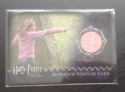 Artbox HARRY POTTER POA EMMA WATSON as HERMIONE VARIANT COSTUME CARD