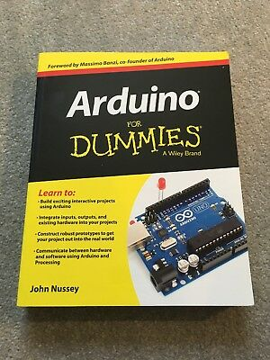 Arduino for Dummies by John Nussey (Paperback, 2013)