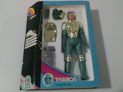 Tharos space heroes anno 1979 Edison Giocattoli nuovo