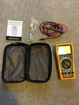 Vc99 autoranging Multimeter with thermocouple & case