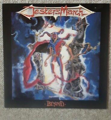 Lp Jester's March - Beyond  1991