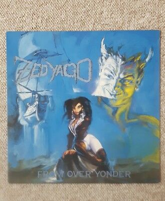 Lp Zed Yago  - From over yonder  1988