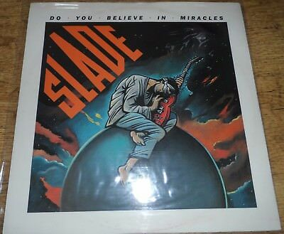 "Slade 12"" - Do You Believe In Miracles"
