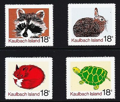 Kaulbach Is Local Carriage Service 1974 Animals Set Mint