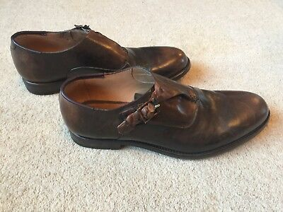 Paul Smith men's Shoes Size 8 Brown Hardly Worn
