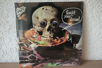 Pacific Sound - Forget your dream! - Reissue  LHC73 rare psych record remastered