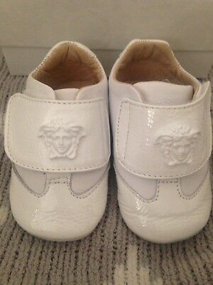 Baby Versace Shoes