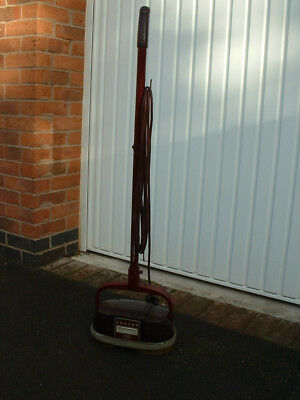 VINTAGE HOOVER FLOOR POLISHER/BUFFER IN WORKING CONDITION from 1950's