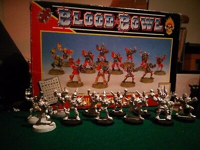 BLOOD BOWL 3rd Ed. UNDEAD CHAMPIONS OF DEATH