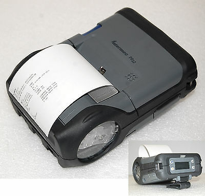 Honeywell Intermec Pb32 Robuster Mobiler Etikettendrucker Label Printer #52.1