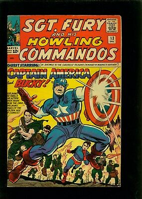 Sgt Fury and His Howling Commandos 13 FN 6.0