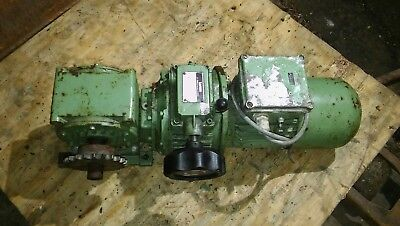 variable speed gearbox
