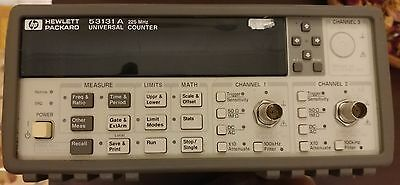HP/Agilent 53131A Universal Counter, 225Mhz
