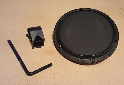 Simmons 10'' Electronic Drum Pad - With L mount + Rack mount (For Alesis DM6)