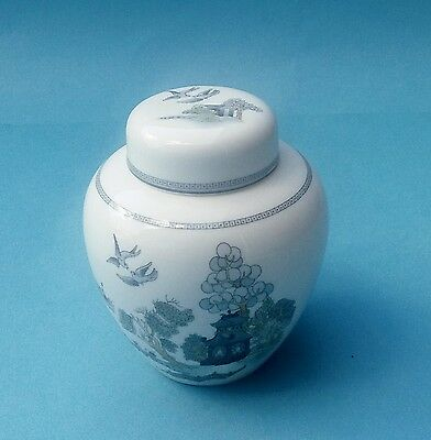 Pretty Wedgwood Chinese Legend Small Ginger Jar