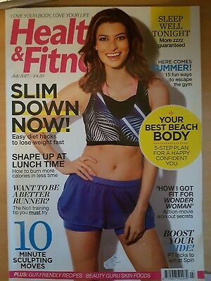 Health And Fitness Magazine July 2017 Edition