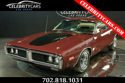 1973 Dodge Charger  1973 Dodge Charger 340 4 speed Custom Metallic Brown Low Miles 2dr Las Vegas