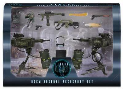 ALIENS - USCM Arsenal Weapons Accessory Pack for 7inch Scale Figures - OVP NECA