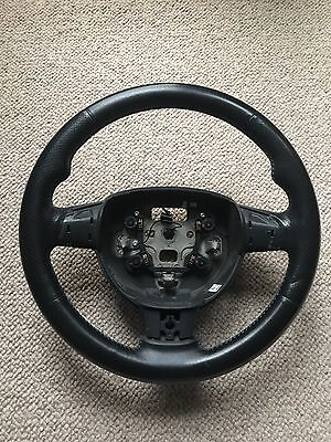 Ford Focus Mk 2 RS Steering Wheel ( Air Bag & Bezels Not  Included Picture Only)