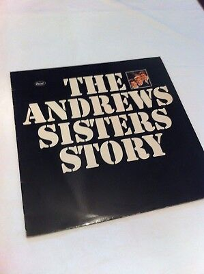 The Andrews Sisters Story Lp