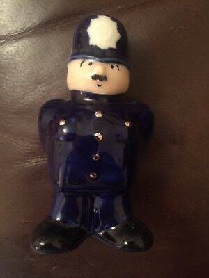 Wade Rare Blue Policeman Long Arm Of The Law