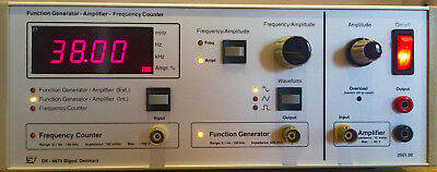 SF Funktionsgenerator  Function Generator