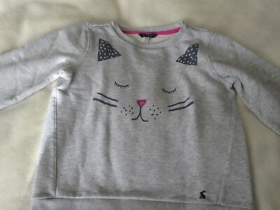 Joules girls jumper age 9 - 10