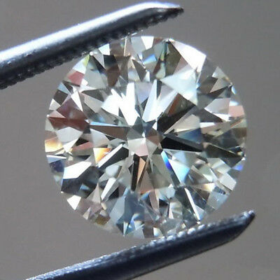 CERTIFIED .091 cts. Round Cut White-F/G Color VVS Loose Real/Natural Diamond 1H