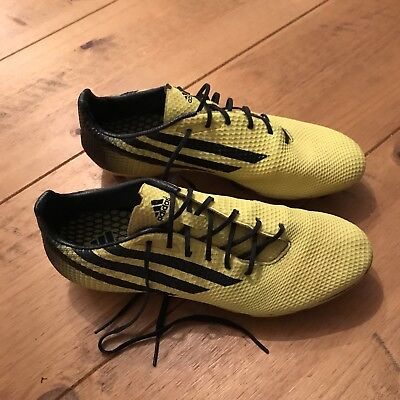 adidas Crazyquick Malice SG Rugby Boots Size 10.5