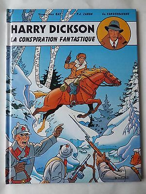HARRY DICKSON n° 6  LA CONSPIRATION IMPOSSIBLE  E.O 1999  ( ARGEN-2806 ) NEUF
