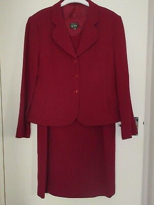 Hobbs beautiful vintage suit (jacket and dress)- size 14
