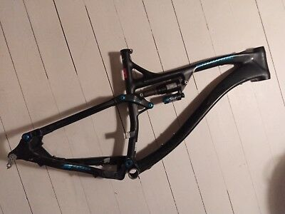 Bixs Sauvage trail enduro full suspension mountain mtb bike frame 140mm air...