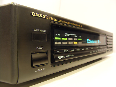 Onkyo Integra T-4970 FM Stereo Tuner - RDS, UKW, APR Computer Controlled, T-488F