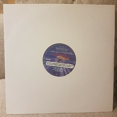 Stealth - This Is My Life (Brisk) / Eclispe - Listen Up (Ham) - Nglps005 - 12""