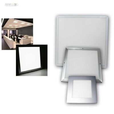 LED Panel Ultra Slim Ceiling Light Pannel - Recessed Luminaire Lamp