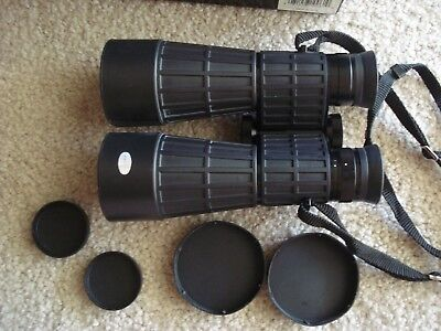 Redfield 10 X 50 Binoculars Excellent View Nice